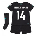 Liverpool Third Infant Kit 2019-20 with Henderson 14 printing