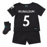 Liverpool Third Baby Kit 2019-20 with Wijnaldum 5 printing