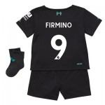 Liverpool Third Baby Kit 2019-20 with Firmino 9 printing