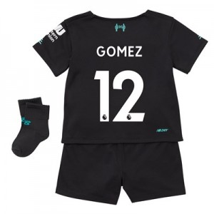Liverpool Third Baby Kit 2019-20 with Gomez 12 printing