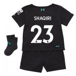 Liverpool Third Baby Kit 2019-20 with Shaqiri 23 printing