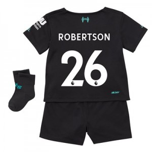 Liverpool Third Baby Kit 2019-20 with Robertson 26 printing