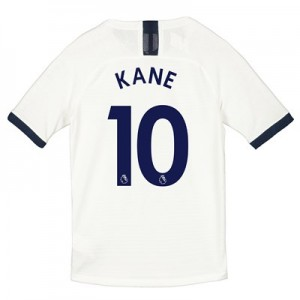 Tottenham Hotspur Home Vapor Match Shirt 2019-20 - Kids with Kane 10 printing