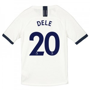 Tottenham Hotspur Home Vapor Match Shirt 2019-20 - Kids with Dele 20 printing