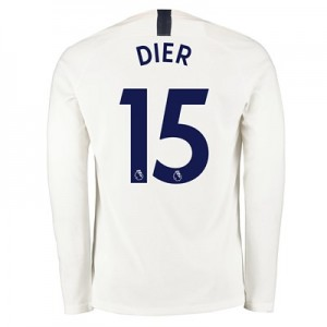 Tottenham Hotspur Home Stadium Shirt 2019-20 - Long Sleeve with Dier 15 printing