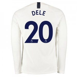 Tottenham Hotspur Home Stadium Shirt 2019-20 - Long Sleeve with Dele 20 printing