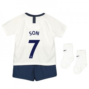 Tottenham Hotspur Home Stadium Kit 2019-20 - Infants with Son 7 printing