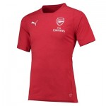 Arsenal Casuals T-Shirt - Red