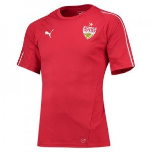 VFB Stuttgart Training Jersey - Red