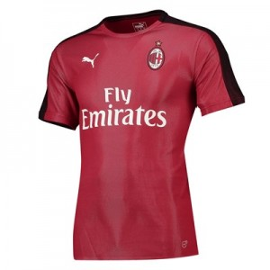 AC Milan Training Stadium Jersey - Red