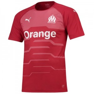 Olympique de Marseille Home Goalkeeper Shirt 2018-19