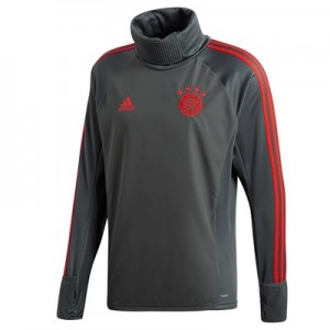 FC Bayern Training Warm Top - Dark Green