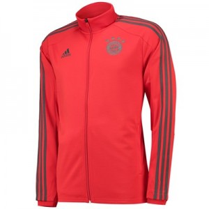 FC Bayern Training Track Jacket - Red