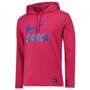 Barcelona Core Hoodie - Red