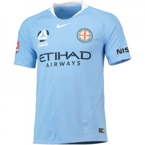 Melbourne City Home Stadium Shirt 2018-19