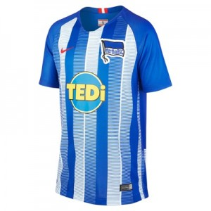 Hertha Berlin Home Stadium Shirt 2018-19 - Kids
