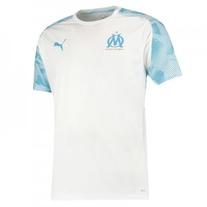 Olympique de Marseille Training Jersey - White