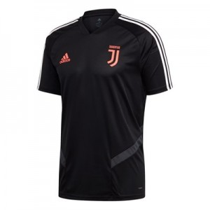 Juventus Training Jersey - Black