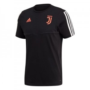 Juventus Training Tee - Black