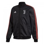 Juventus Anthem Jacket - Black