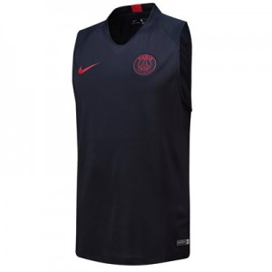 Paris Saint-Germain Strike Training Vest - Grey