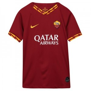 AS Roma Home Stadium Shirt 2019-20 - Kids