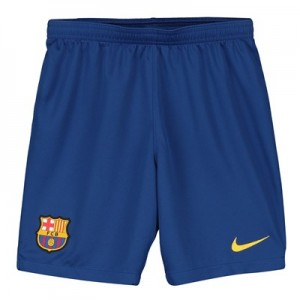 Barcelona Home Stadium Shorts 2019-20 - Kids