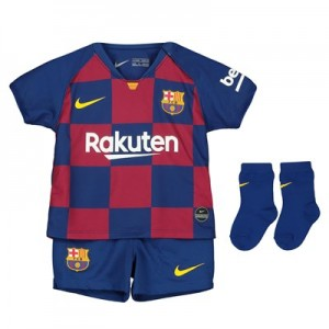 Barcelona Home Stadium Kit 2019-20 - Infants