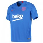Barcelona Strike Training Top - Blue