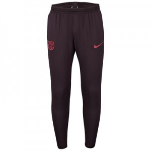 Barcelona Strike Training Pants - Burgundy
