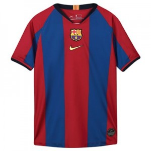 Barcelona 98 Celebration Stadium Shirt - Kid's