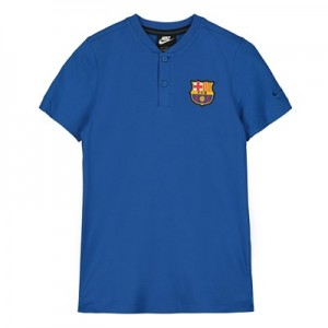 Barcelona Authentic Grand Slam Polo - Royal