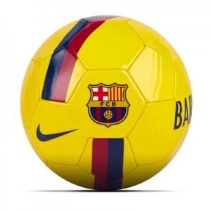 Barcelona Sports Football - Yellow