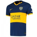 Boca Juniors Home Stadium Shirt 2019-20