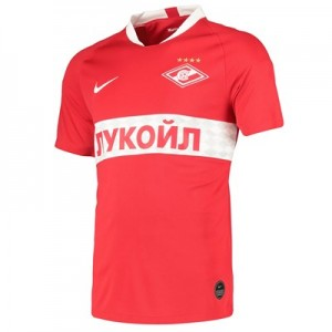 Spartak Moscow Home Stadium Shirt 2019-20