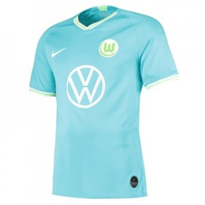 VfL Wolfsburg Away Stadium Shirt 2019-20