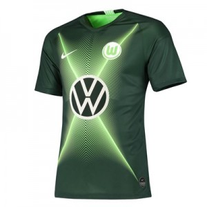 VfL Wolfsburg Home Stadium Shirt 2019-20
