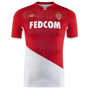 Monaco Junior KIT Jersey Home