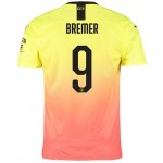 Manchester City Cup Third Shirt 2019-20 with Bremer 9 printing