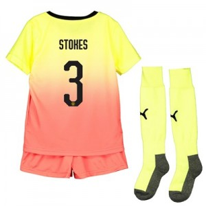 Manchester City Cup Third Mini Kit 2019-20 with Stokes 3 printing