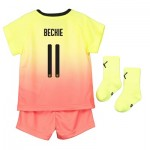 Manchester City Cup Third Baby Kit 2019-20 with Beckie 11 printing