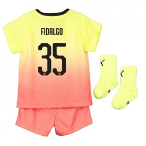 Manchester City Cup Third Baby Kit 2019-20 with Fidalgo 35 printing
