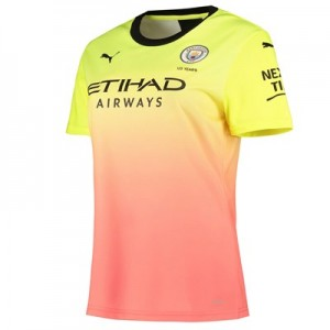 Manchester City Authentic Third Shirt 2019-20 - Womens