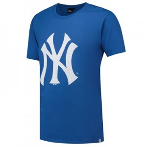 New York Yankees T-Shirt - Blue - Mens