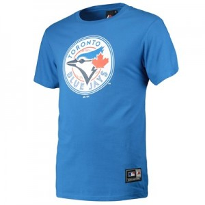 Toronto Blue Jays Prism T-Shirt - Blue - Mens