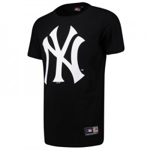 New York Yankees T-Shirt - Black - Mens