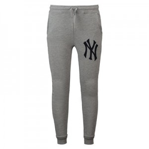 New York Yankees Tamra Joggers - Grey - Mens