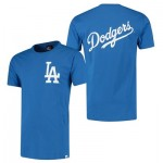 Los Angeles Dodgers Gamily T-Shirt - Blue - Mens