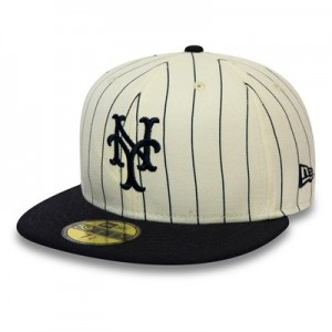 New York Mets New Era Retro Cooperstown 59FIFTY Fitted Cap
