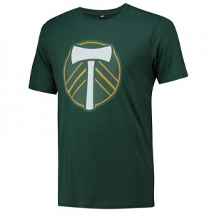 Portland Timbers Core T Shirt - Dark Green - Mens